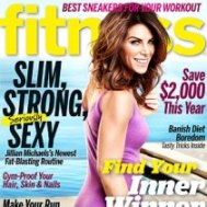 Jillian Michaels on the cover of Fitness magazine